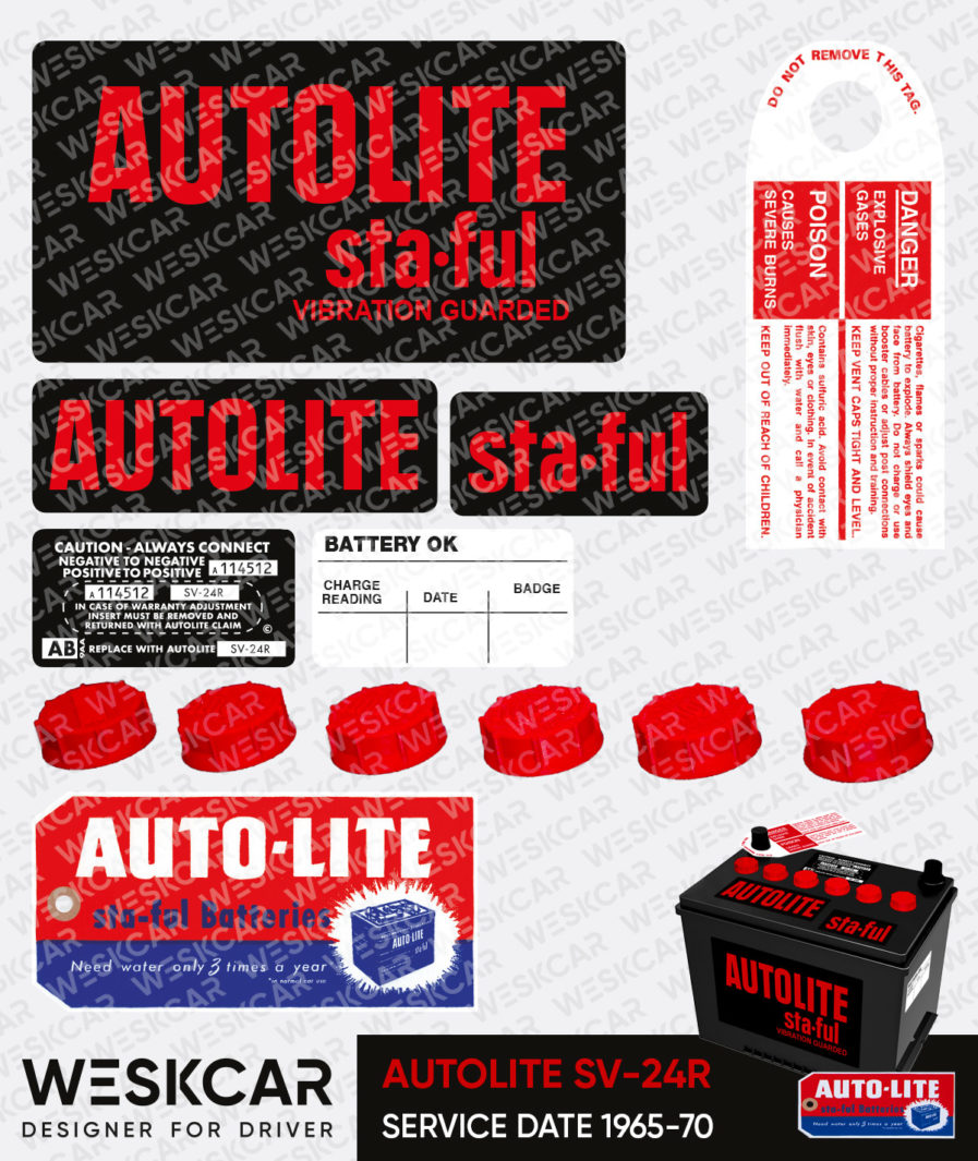autolite red group24 battery