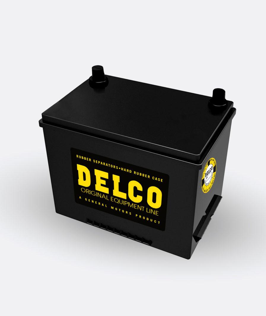 Delco Energizer Original Equipment