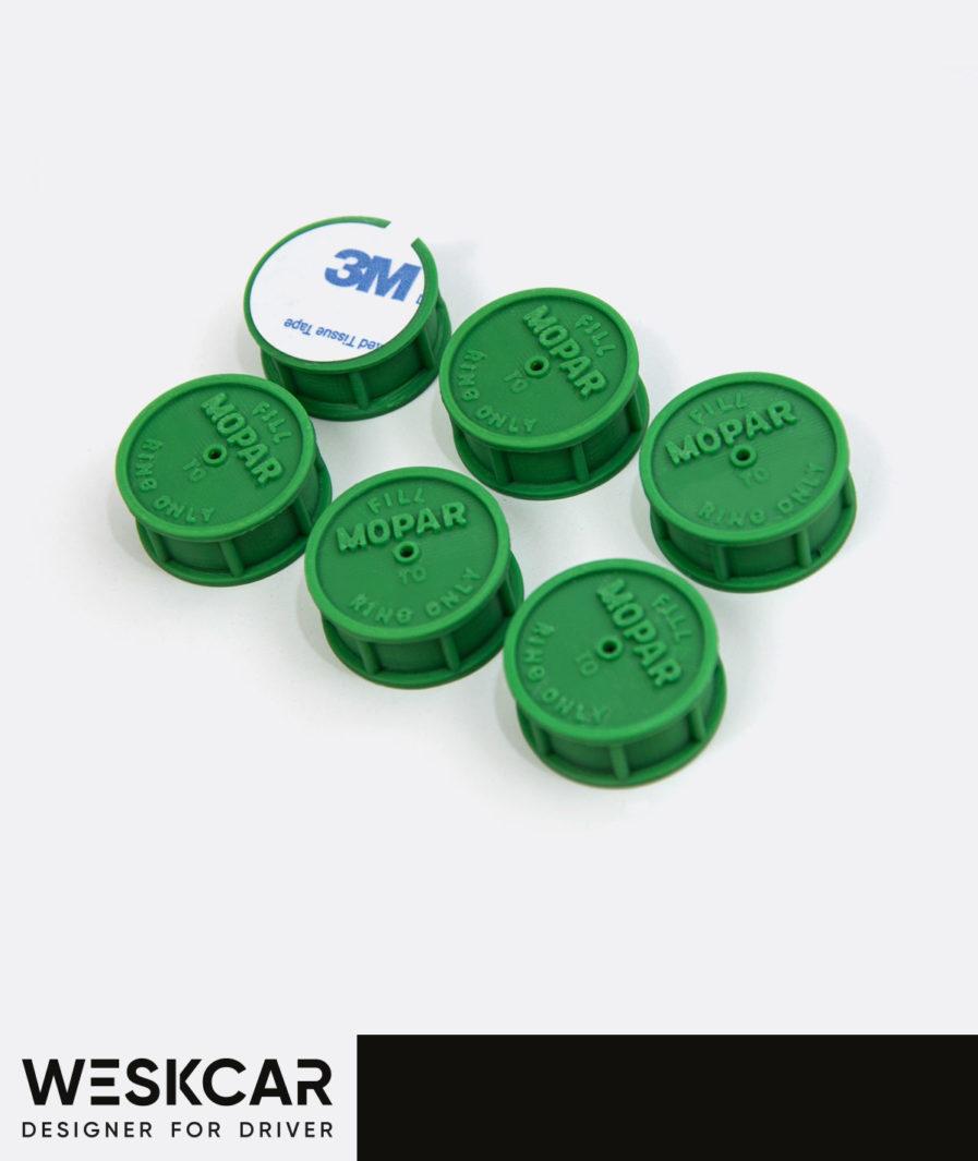 Mopar green group 24 battery