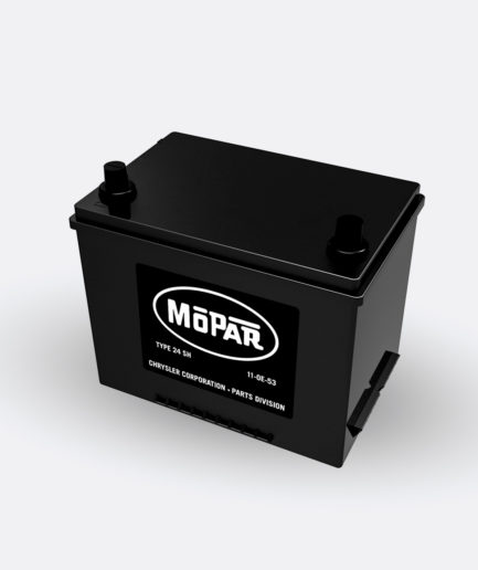 Mopar 24SH Battery (1956-1958)