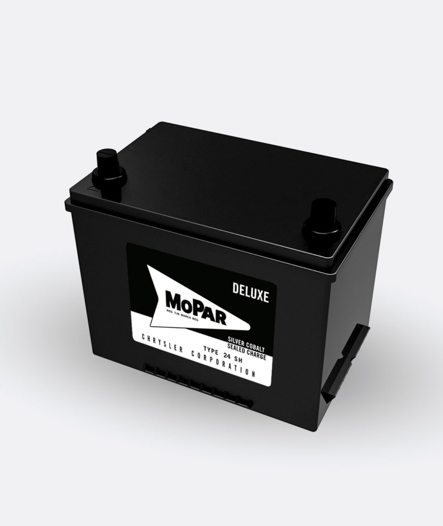 Mopar 24SH Battery (1959-1965)