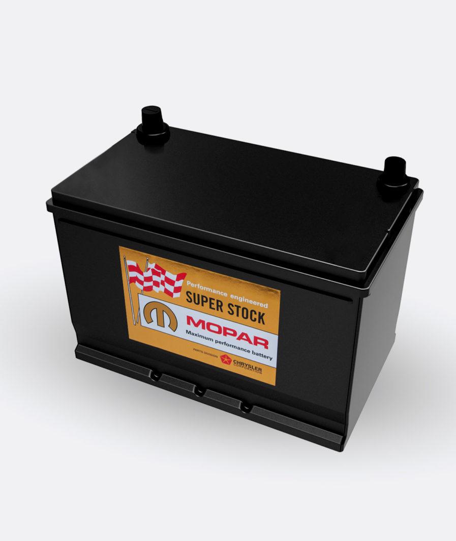 Mopar Super Stock Battery