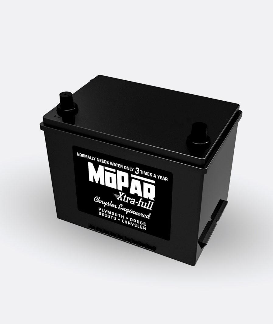 Mopar Xtra-Full Battery