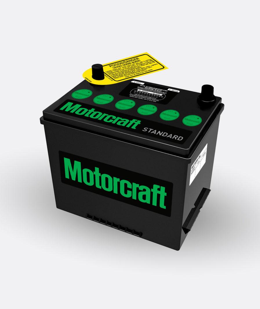 Motorcraft Green group 22 battery