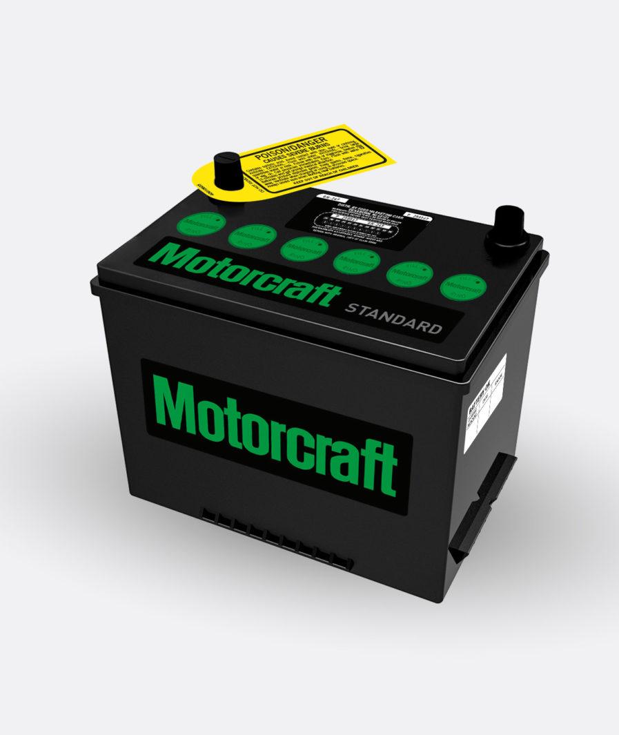 Motorcraft Green group 24 battery