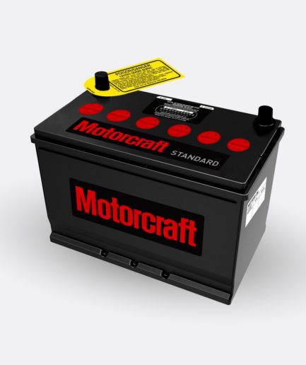 Motorcraft red group 27 battery
