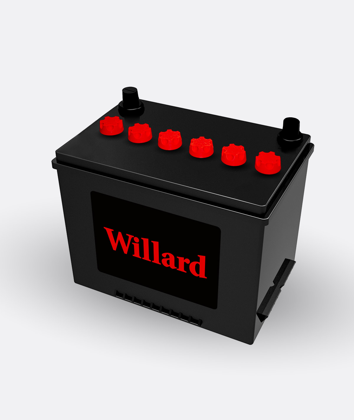Willard Battery 1918 66 Caps Kit Weskcar Designer