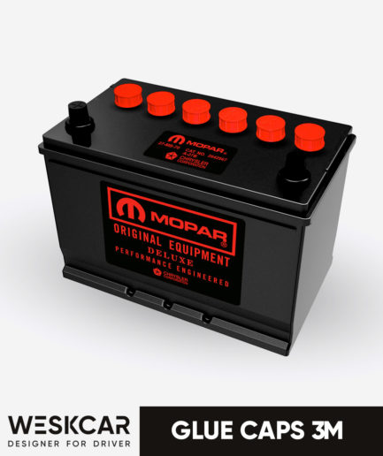 Mopar group 27 glue caps kit