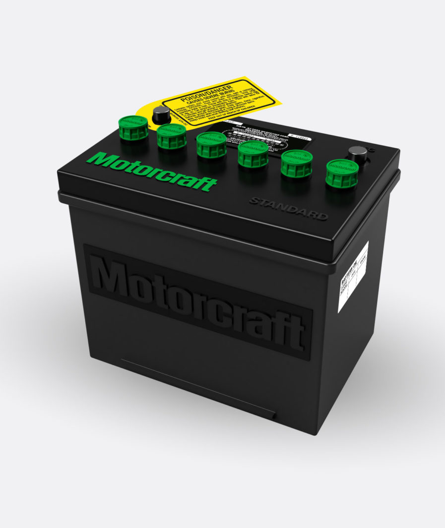 Motorcraft Green group 24 battery