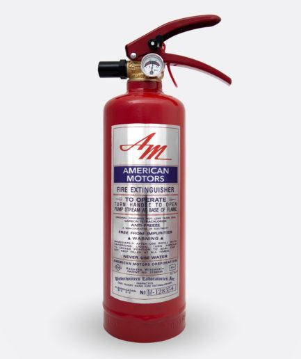 American Motors fire extinguisher