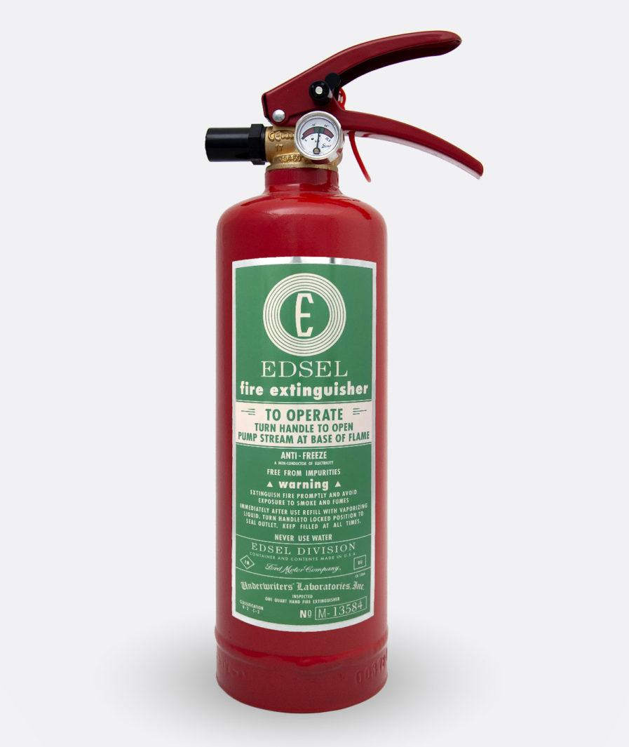Edsel Fire Extinguisher