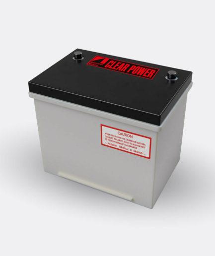 American motors clear power group 24 sticker